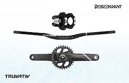 Win a Truvativ Descendant Crankset, Bar and Stem - Pinkbike's Advent Calendar Giveaway