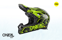Win an O'neal Fury Full Face Helmet - Pinkbike's Advent Calendar Giveaway