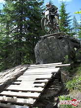 Mt Hood Downhill Series Race #3 - 2007