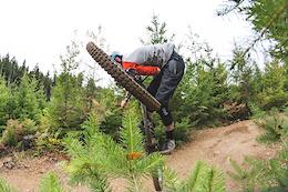 Conor Macfarlane Shredding Trails in BC - Video