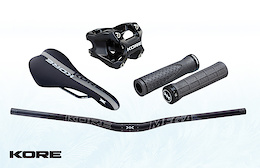 Win a Kore Prize Pack - Pinkbike's Advent Calendar Giveaway