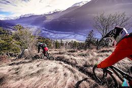 Jeizinen: Small Gondola But A Big Variety Of MTB trails