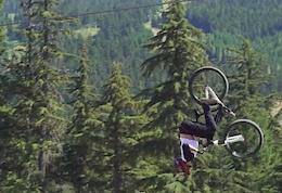 Mehdi Gani at Crankworx Whistler - Video