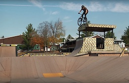 The Rise Hits Up Woodward - Video