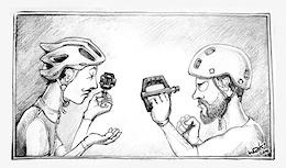 Ryan Leech's Flat Pedal Challenge