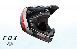 Win a Fox Rampage Pro Carbon Helmet - Pinkbike's Advent Calendar Giveaway