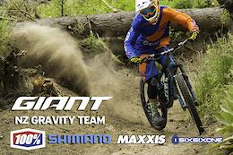 Giant NZ Gravity Team at Christchurch Adventure Park - Video