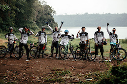 Asia's Best Riders Hit the Bali Bike Park - Video