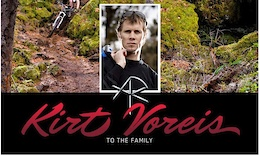 Niner Welcomes Kirt Voreis