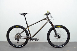 BTR Ranger Hardtail Updated For 2017 - Press Release