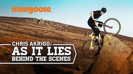 Chris Akrigg's As It Lies - Behind The Scenes - Video