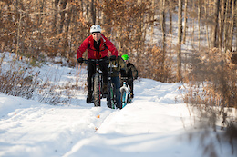 Winter Woolly - Lift Access Fat Bike Event at Highland