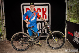Troy Brosnan Talks About His New Canyon Sender