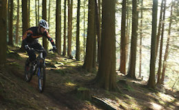 Ryan Tunnel Rides Cann Woods - Video