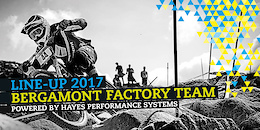 2017 Bergamont Factory Team Announced