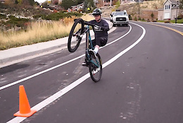 Mitch Ropelato Shreds the Streets of SLC, Utah - Video