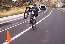 Mitch Ropelato Shreds the Streets of SLC, Utah - Video