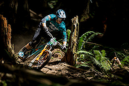 Richie Rude KOM Challenge in Squamish - Video