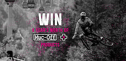 Who Won the Muc-Off Prize Pack?