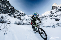 Winter Riding High in the Tatras Mountains - Video