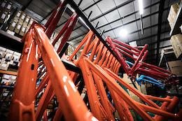 Inside Orange Bikes