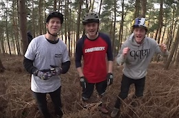 Sam Pilgrim: Two Hours to Build and Ride - Video