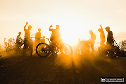 Andes Pacifico Enduro Ride for Chile Fundraiser: Donate Now