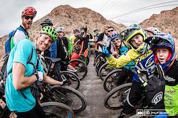 DVO Mob n Mojave at Bootleg Canyon