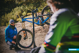 Shimano to Support Mondraker DH Team