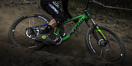 26 Bikes of the Australian National Downhill Series