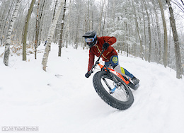 Highland Mountain's 1st Annual Winter Woolly Fat Bike Fest - Video