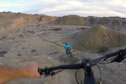 Freewheelin' with Andrew Taylor: Ocotillo Wells - Video
