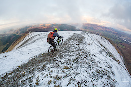 Winter in the Lakeland Fells