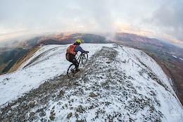Winter in the Lakeland Fells