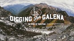 Graham Agassiz: Digging for Galena - The Story of Texas Peak