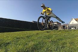 Trials Biker and Slackline Rider, Kenny Belaey - Interview