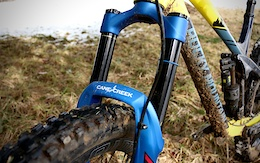 Cane Creek Introduces Fork - Exclusive First Ride