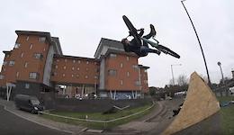 Sim Pilgrim's Kicker Ramp - Video