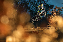 Amaury Pierron Ripping the New Commencal Supreme DH V4.2
