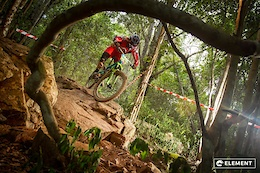 Shimano Enduro Series Queensland, Rd 1 Garapine -Video