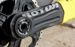 Rotor RHawk Cranks - First Look