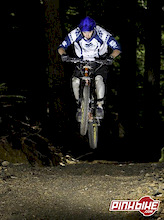 Whistler Mountain Bike Park Cranks it UP with new addition to the popular bike trail.