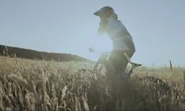 Rupert Chapman Rides Christchurch - Video
