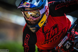 String of Athletes in Contention For King of Crankworx
