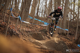 Downhill Southeast - Round One Race Recap