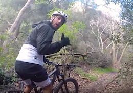 Mountain Biking in LA with Daniel Ricciardo, F1 Driver - Video