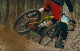 Wyn Masters and Muffin Take on the Tassie Tracks - Video
