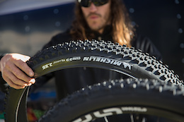 Four New Tires From Michelin - First Ride