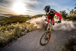 Radon Factory DH Team Rider, Faustin Figaret in San Remo - Video