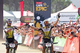 Absa Cape Epic, Stage One - Video